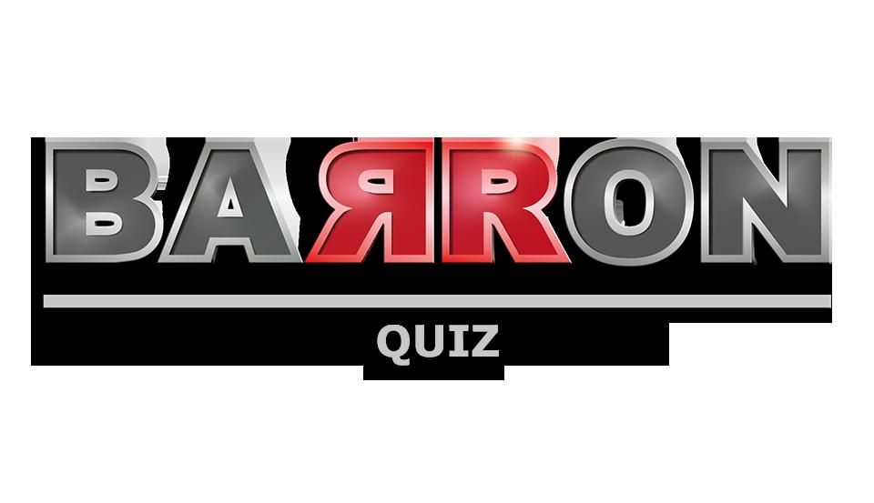 Barron Quiz